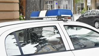 63-годишен мъж се обърна с колата си