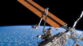 """Космическият кораб """"Союз МС-14"""" с робота Фьодор не успя да се скачи с МКС в предвиденото време"""