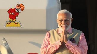 Индийският премиер получи най-високото гражданско отличие на ОАЕ