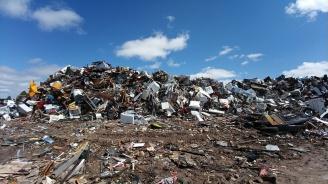 Протест срещу изграждане на депа за опасни отпадъци в созополското село Атия