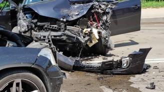 """Четирима души, сред които и едногодишно дете са пострадали при катастрофата на пътя за """"Маказа"""""""