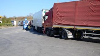 """Над 8-километрова опашка от коли на ГКПП """"Дунав мост"""""""