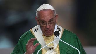 Папа Франциск изрази безпокойство от горските пожари в Амазония
