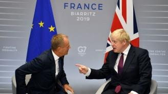 Джонсън: Напускаме ЕС на 31 октомври при каквито и да е обстоятелства