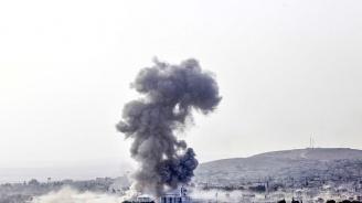 Бойци на иракски шиитски групировки са били убити от дрон близо до границата със Сирия