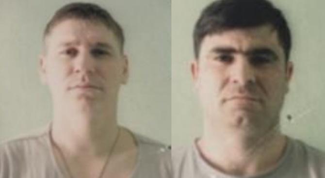 Полицията разпространи снимките на двамата мъже - Василе Морару (25