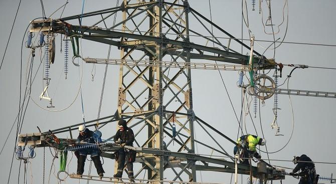 Над 5000 жители на София останаха без електрозахранване в понеделник