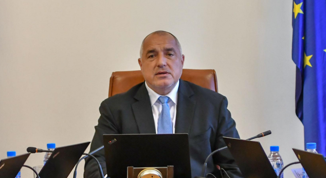 Министър-председателят Бойко Борисов проведе телефонен разговор с генералния секретар на
