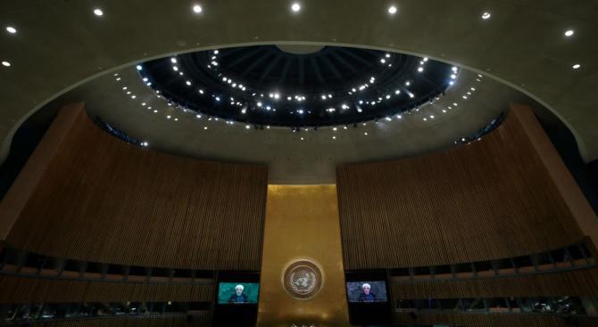 Съветът за сигурност на ООН обсъди днес при закрити врата