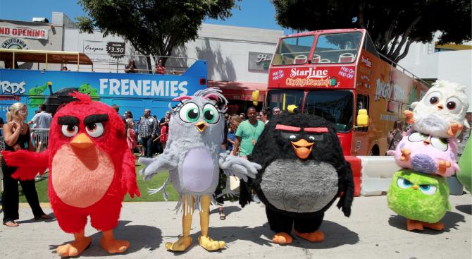 """Продължението на анимацията """"Angry Birds: Филмът 2"""" след успеха на"""