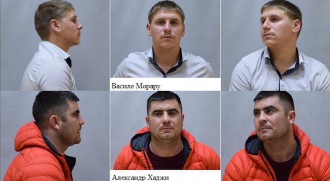 Още няма следа от избягалите молдовци