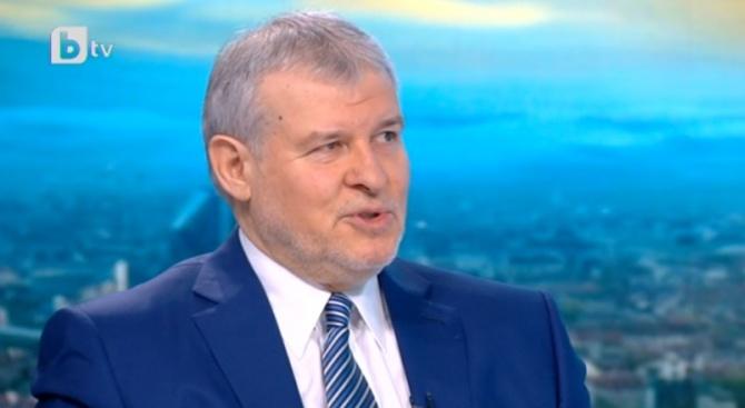 Румен Христов обясни безгласна буква ли е СДС в коалиция с ГЕРБ