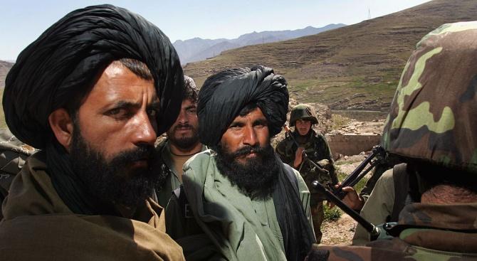 Талибаните казаха днес, че са близо до споразумение със САЩ