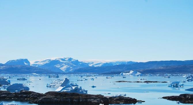 Горещите студове на Арктика