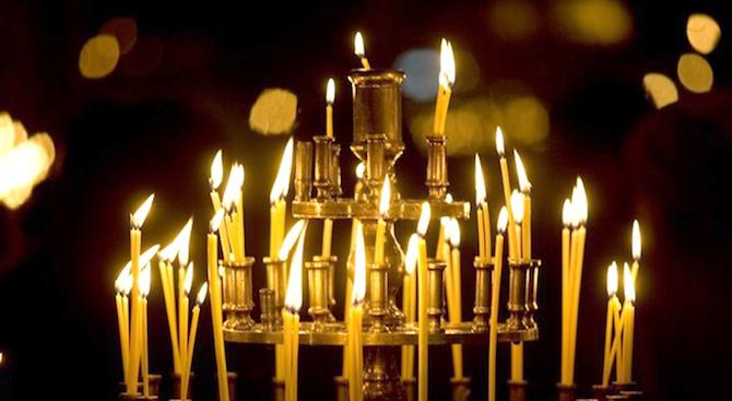На 29-ти август православната църква почита паметта на Свети Анастасий