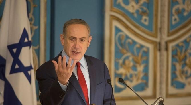 Израелският премиер Бенямин Нетаняху посъветва френския президент Еманюел Макрон, че