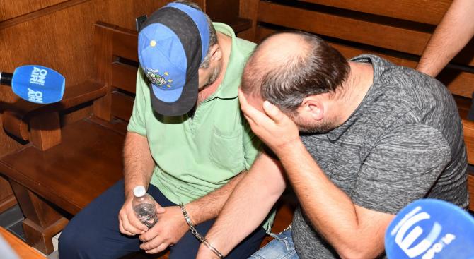 Стана ясно какво е отвело криминалистите до двамата убийци от Негован