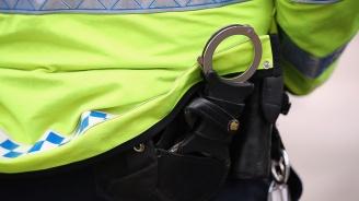 Пиян шофьор нападна полицай с брадва