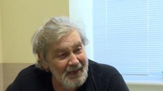 Стефан Данаилов с първи думи след операцията