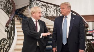 Тръмп: Борис Джонсън ще е страхотен британски премиер