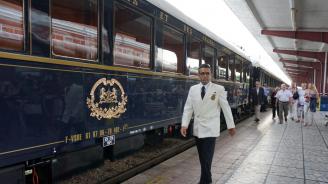 """Легендарният """"Ориент Експрес"""" пристига утре в Русе"""