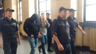 Пуснаха на свобода задържаните за погрома в столично заведение