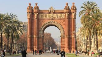 Барселона, посещавана от толкова много туристи, се тревожи от влошаването на сигурността