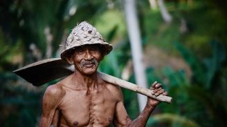 Мъж на 128 години живее в село в Тайланд