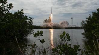 SpaceX тества успешно прототипа си Starhopper