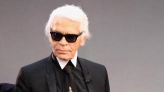 Кръщават специална модна награда на Карл Лагерфелд