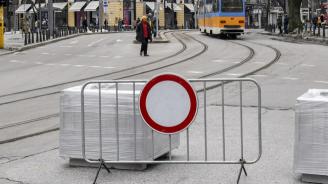 Отново променят движението на места в София