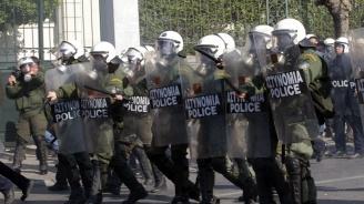 Осъдени избягаха от гръцки затвор