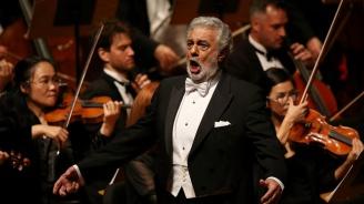С овации посрещнаха Пласидо Доминго на концерт в Унгария