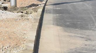 В Котел започна ремонт на основни улици