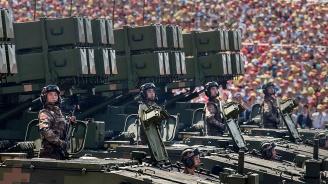 Китай планира гигантски военен парад на 1 октомври
