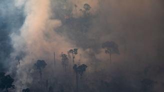Туземците са на предна линия в борбата с пожарите в Амазония