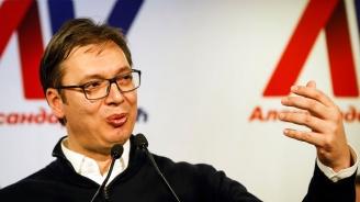 Вучич критикува позицията на ЕК за зоната за свободна търговия на Сърбия с Евразийския икономически съюз