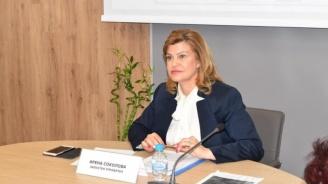 Ирена Соколова с публична лекция пред студентите от Летен университет Албена 2019
