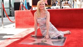 Кирстен Дънст се сдоби със звезда на Алеята на славата в Холивуд
