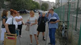 """Мая Манолова: Безобразията с презастрояванията в """"Овча купел"""" трябва да спрат"""