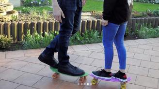 16-годишен германец е тийнейджърът с най-големите ходила