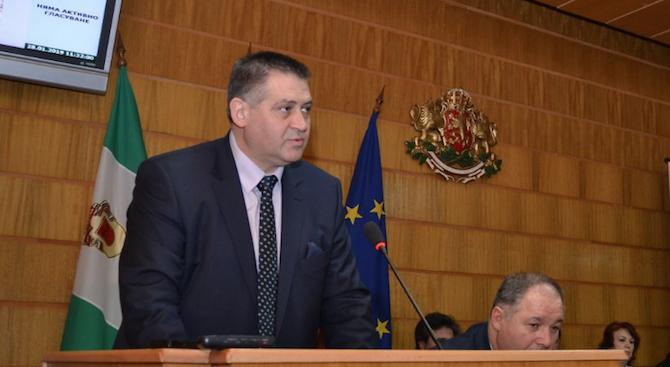 Д-р Валентин Василев е кандидатът за кмет на Община Разград