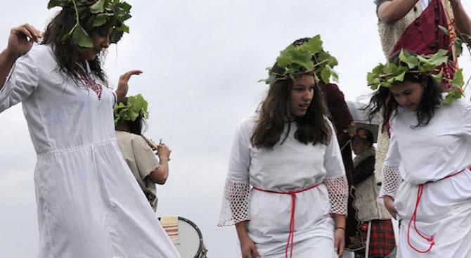 В Плевен гроздоберната кампания ще бъде открита официално утре пред