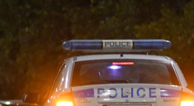 Снимка: Полицейска гонка в Козлодуй
