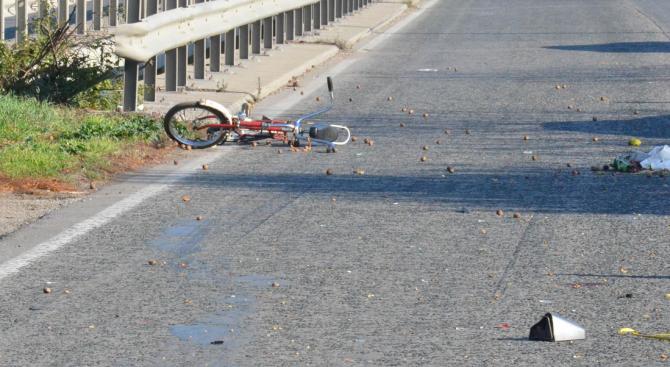 Двама велосипедисти са пострадали при пътни инциденти в Русе