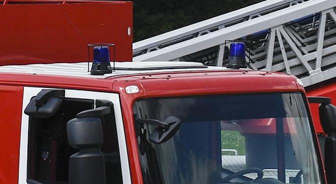 Сградата на читалището в кюстендилското село Катрище е изгоряла при пожар