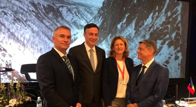 Парламентарна делегация участва в Интерпарламентарната конференция за Общата външна политика