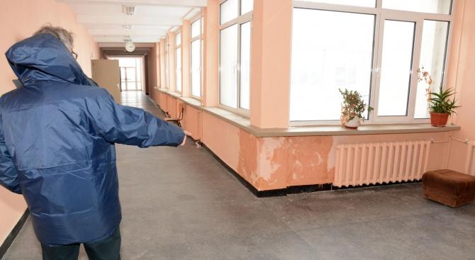 В три училища от област Велико Търново ремонтите ще продължат