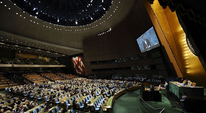 САЩ блокираха издаването на изявление на Съвета за сигурност на