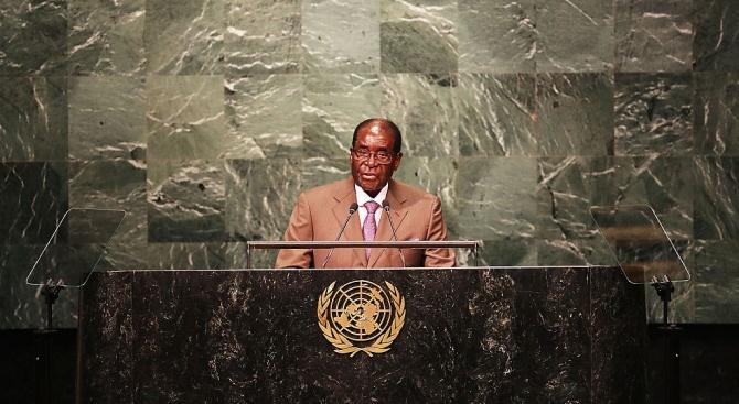 Почина бившият президент на Зимбабве Робърт Мугабе